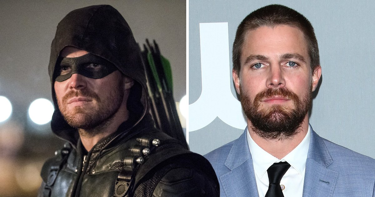 Stephen Amell admits he's only the star of Arrow because HBO cancelled its comedy Hung