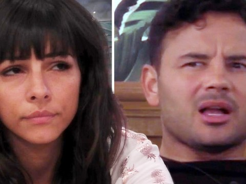 Ofcom receives over 11,000 complaints about Roxanne Pallett's outburst towards Ryan Thomas on Celebrity Big Brother