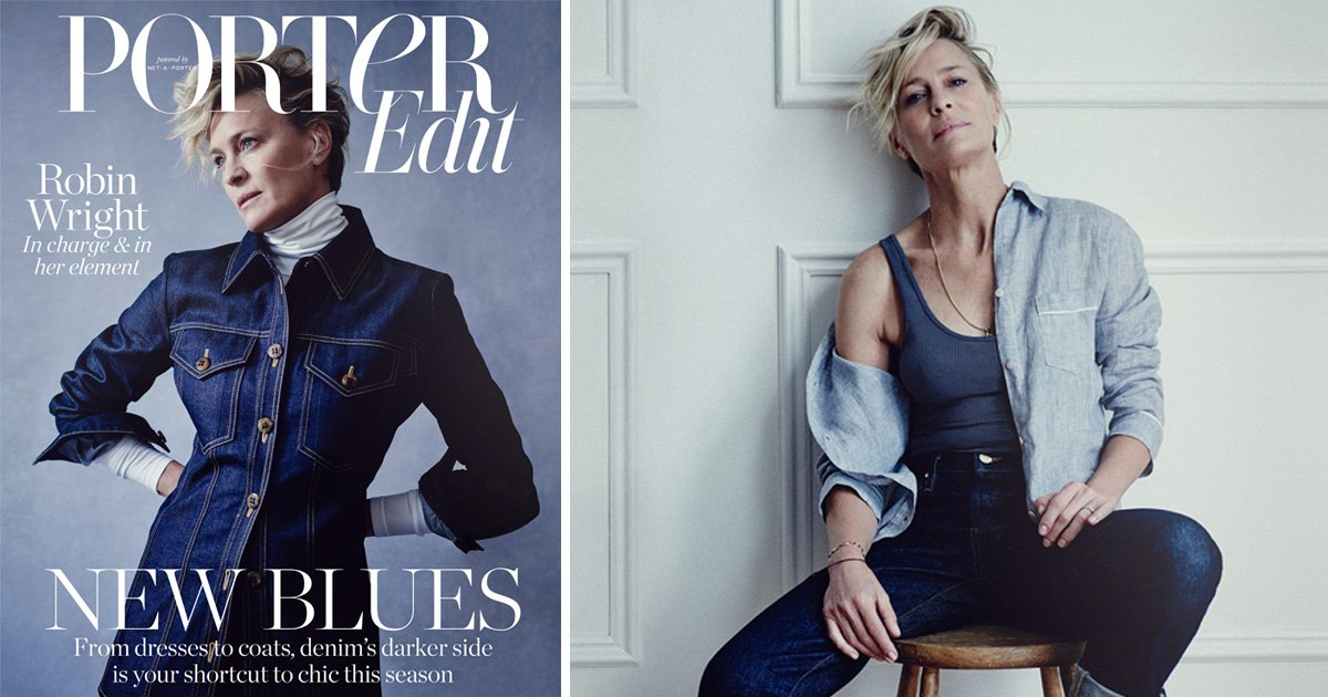 Robin Wright believes Kevin Spacey 'has the ability to reform' – but she hasn't been in touch
