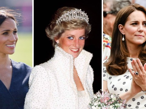 Why Princess Diana was never actually a Princess – just like Kate Middleton and Meghan Markle aren't