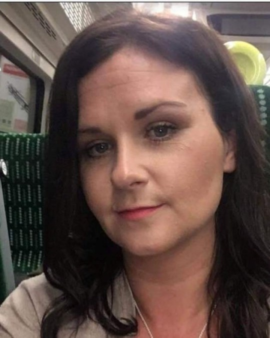 Police hand out of Charlotte Teeling. See NTI story NTIMURDER; Man in court charged with murdering missing mum-of-two Charlotte Teeling in Birmingham Crown Court