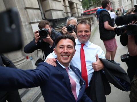 'Bad boys of Brexit' blocked from joining Conservative Party