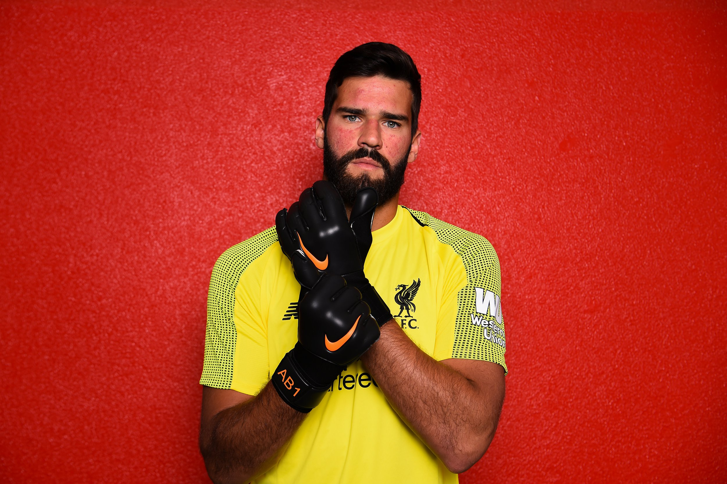 Why Alisson decided not to take Loris Karius' No.1 shirt at Liverpool