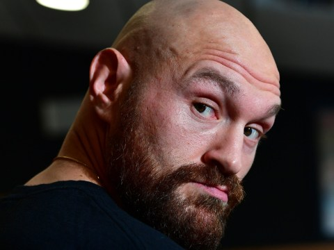When is the Tyson Fury vs Francesco Pianeta weigh in and is it being streamed live?