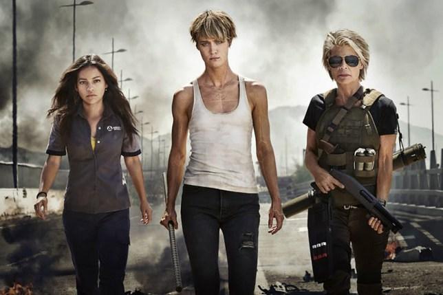 Terminator new images