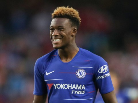 Callum Hudson-Odoi sends message to Maurizio Sarri after Arsenal clash