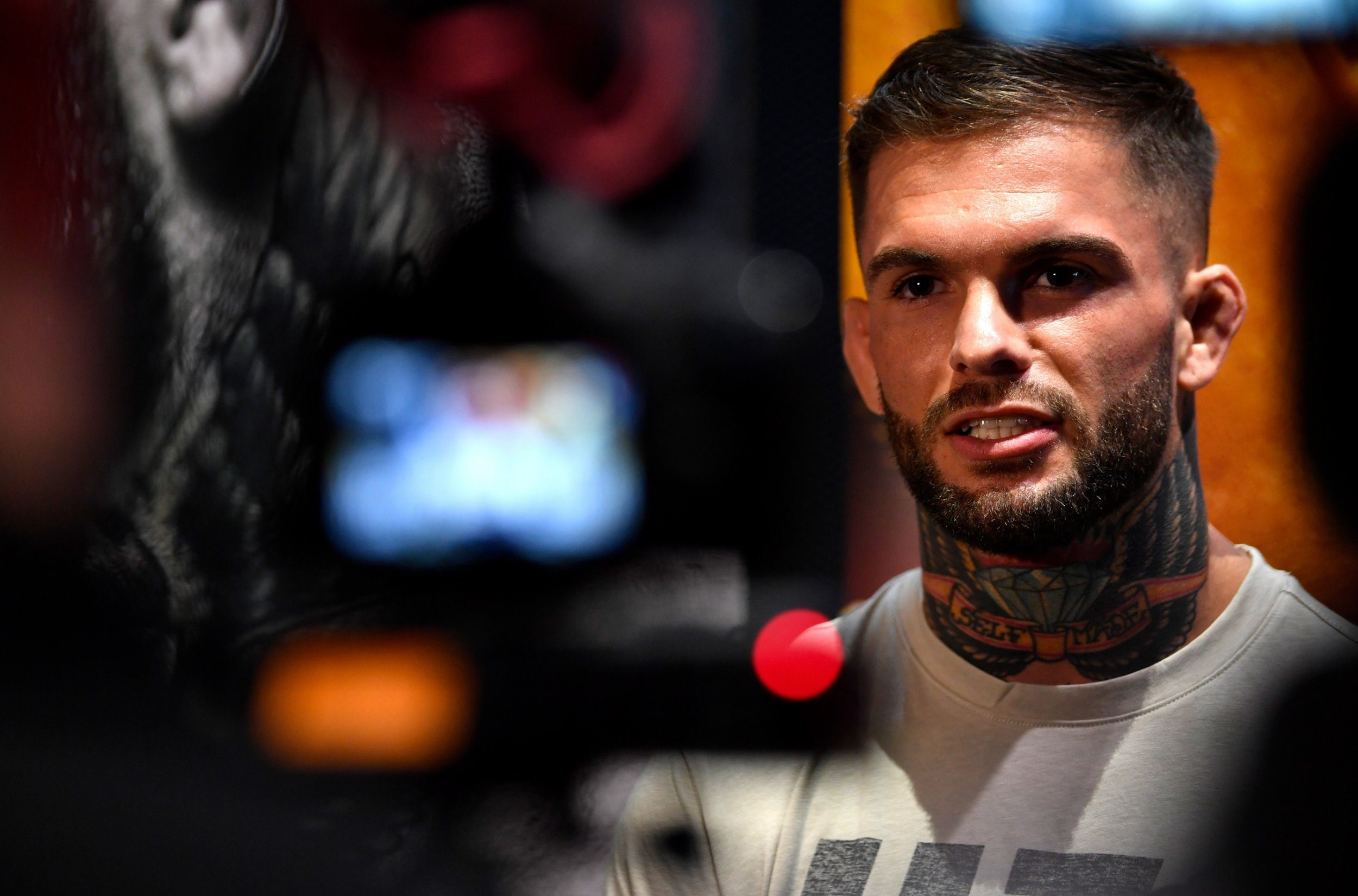 Cody Garbrandt: UFC want me to beat T.J. Dillashaw and become champion again