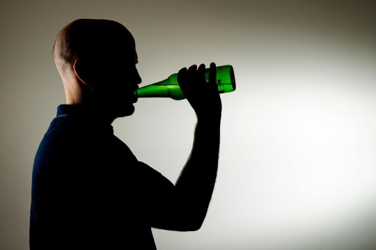 PICTURE POSED BY MODEL File photo dated 09/03/2015 of a man drinking alcohol. A new study suggests that abstinence from alcohol in middle age has been linked to a heightened risk of dementia. PRESS ASSOCIATION Photo. Issue date: Thursday August 2, 2018. Both people who drink over the recommended limits and those who are teetotal in midlife are at an increased risk, researchers found. See PA story HEALTH Alcohol. Photo credit should read: Dominic Lipinski/PA Wire