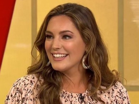 Kelly Brook understands how the dreaded Strictly 'curse' happens: 'It's like hooking up with actors on a movie set'