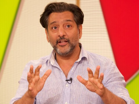 EastEnders' Nitin Ganatra says racist bullying made him struggle with his weight