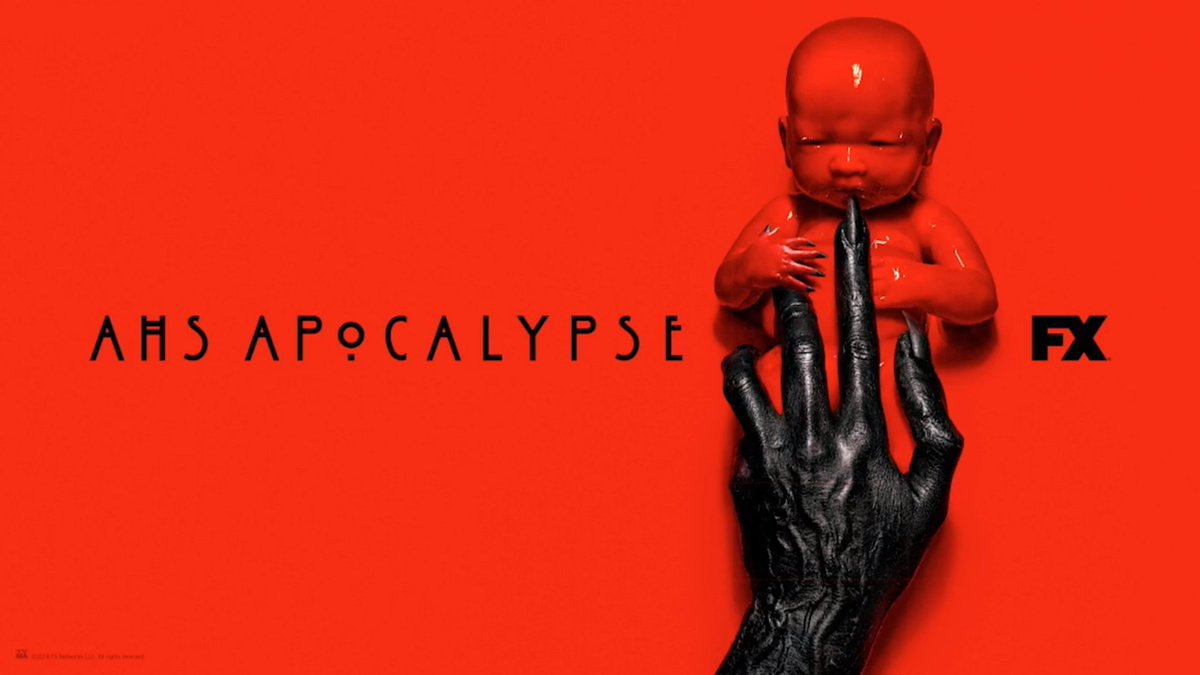 American Horror Story: Apocalypse promises to be 'the most insane' season yet