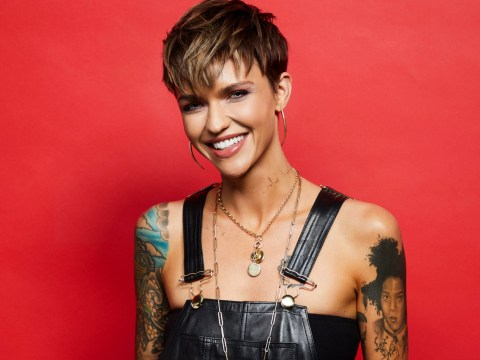 Ruby Rose believes efforts to erase LGBT discrimination is a 'work in progress'