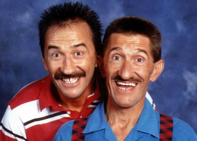 Paul and Barry Elliott