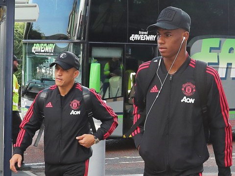 Anthony Martial left out of Manchester United squad for Bayern Munich friendly after Chelsea transfer link
