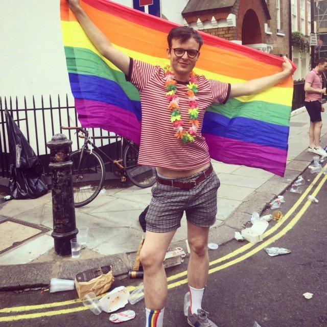 Homophobic threats Benjamin Butterworth