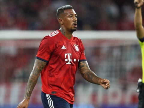 Manchester United open talks to sign Jerome Boateng in £44million transfer