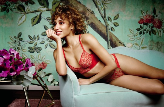 5ba6b69e436 The V&A is launching its own lingerie collection with Coco de Mer ...