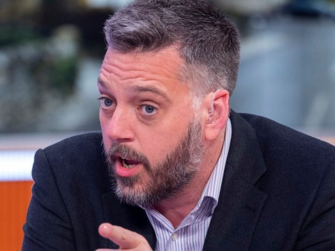 Iain Lee threatens to quit radio show live on air as he reveals he's 'up to his eyeballs in debt'