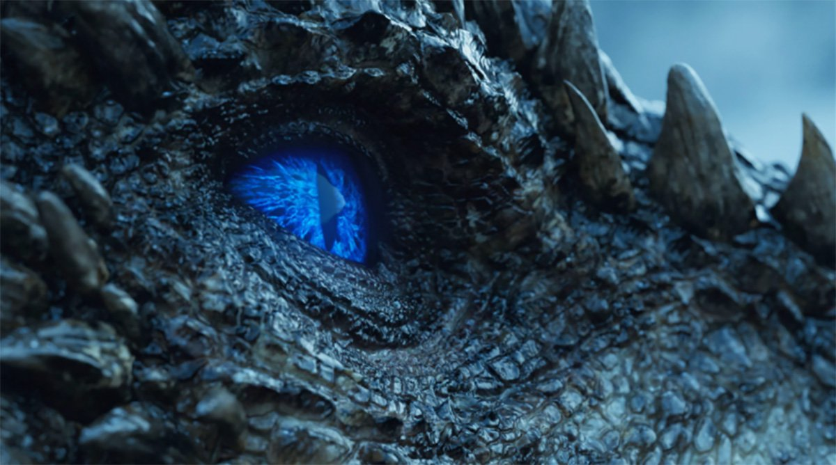 Game of Thrones season 8: Script leak reveals Daenerys' dragon Visceron is far more dangerous than you thought Picture: Viserion as a Wight Credit: HBO