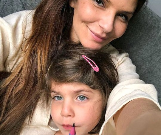 Undated handout photo issued by Detained in Dubai of Ellie Holman and her daughter Bibi. The Swedish dentist, was detained in Dubai for three days with the four-year-old after drinking a complimentary glass of wine on a flight from London, it is claimed. PRESS ASSOCIATION Photo. Issue date: Friday August 10, 2018. The 44-year-old, who lives in Sevenoaks in Kent with her English partner Gary and their three children, was arrested on July 13 after having one glass of wine on her eight-hour Emirates Airline flight to Dubai from London, a statement from human rights group Detained in Dubai said. See PA story TRAVEL Dubai. Photo credit should read: Detained in Dubai/PA Wire NOTE TO EDITORS: This handout photo may only be used in for editorial reporting purposes for the contemporaneous illustration of events, things or the people in the image or facts mentioned in the caption. Reuse of the picture may require further permission from the copyright holder.