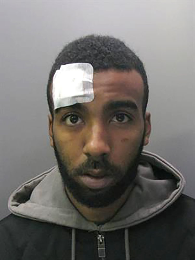 Picture: Cambridgeshire Police Burglary duo jailed Pictured: Nico White-Channer