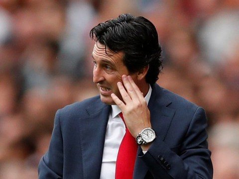 Unai Emery confirms who will play in goal for Arsenal against Chelsea