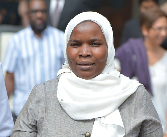 File photo dated 25/07/18 of Dr Hadiza Bawa-Garba, who was convicted of gross negligence manslaughter after the death of six-year-old Jack Adcock, as she has won her Court of Appeal challenge over the decision to strike her off. PRESS ASSOCIATION Photo. Issue date: Monday August 13, 2018. See PA story COURTS Adcock. Photo credit should read: Nick Ansell/PA Wire
