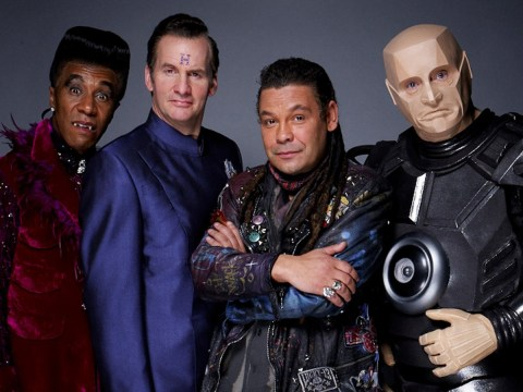 Red Dwarf is making a comeback