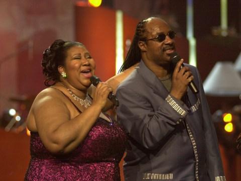 'She was doing God's work': Stevie Wonder breaks silence on the death of Aretha Franklin