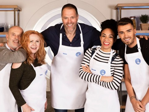What time is Celebrity MasterChef on tonight on BBC One?