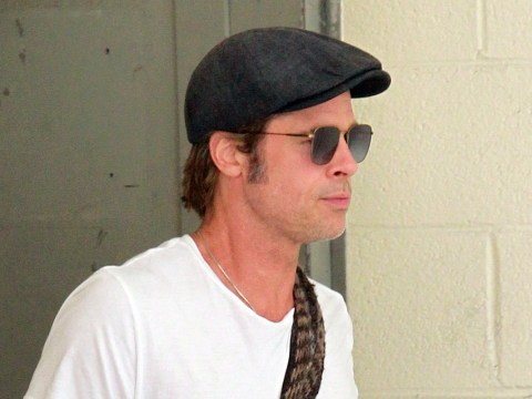Brad Pitt meets with his lawyers as it's claimed joint custody win is a 'done deal'