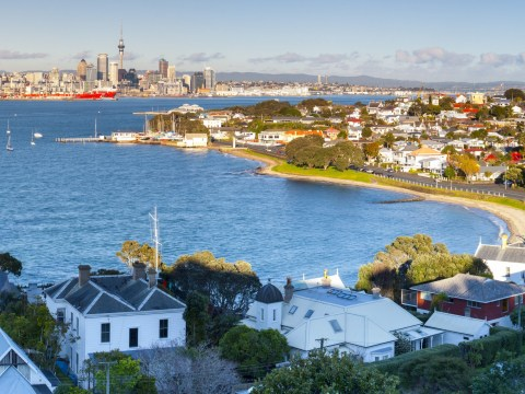 New Zealand bans foreigners from buying homes in country