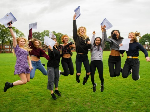 One in four students get top A-level results as clearing battle begins