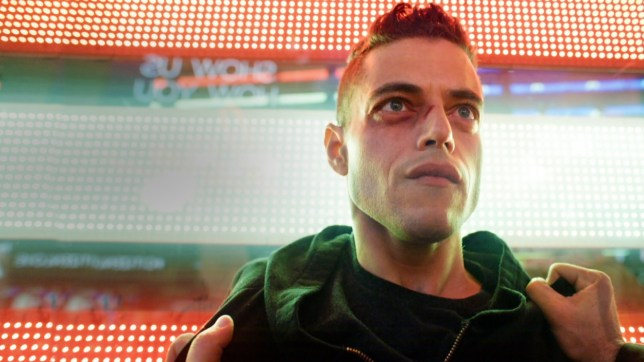 Mr Robot looks to be ending after season 4