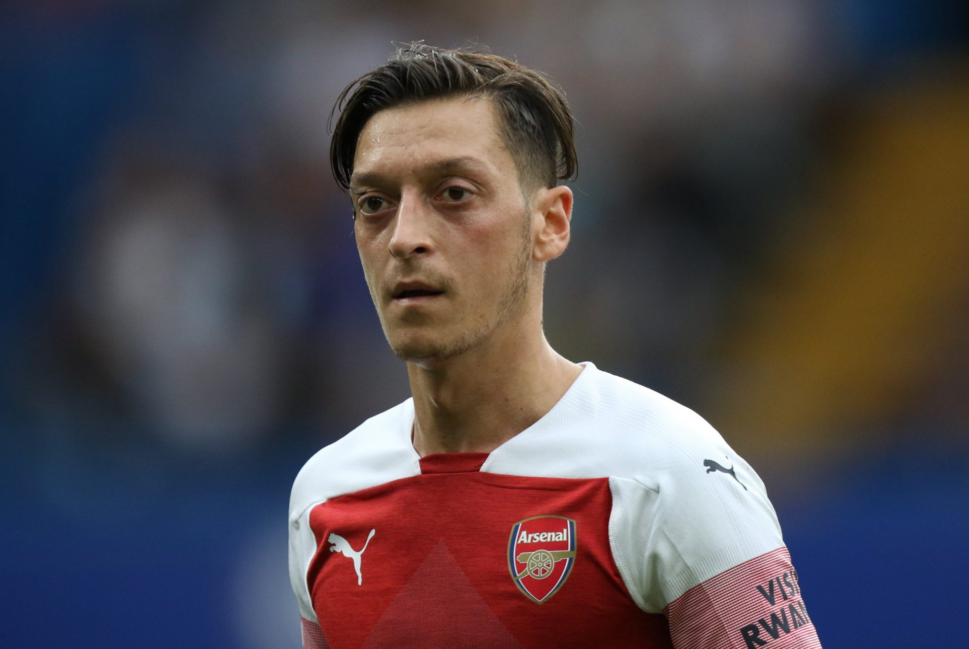 Mesut Ozil and Ainsley Maitland-Niles available to return for Arsenal's clash with Leicester City
