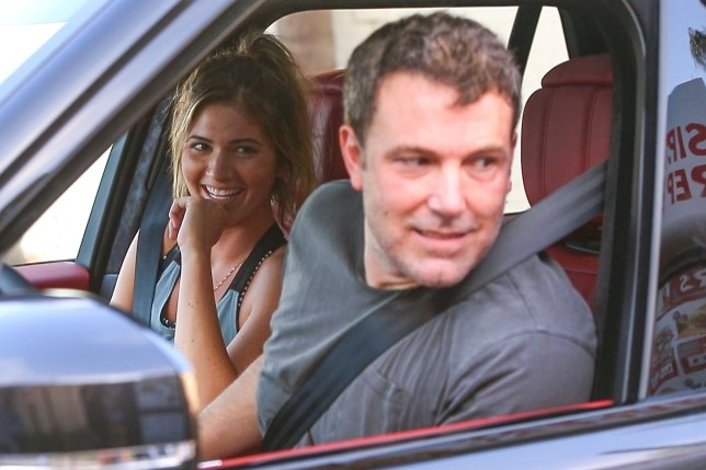 Los Angeles, CA - Ben Affleck and rumored new girlfriend Shauna Sexton grab some fast food as the pair are seen together for the first time. The alleged couple are all smiles as they order at the drive through at Jack in the Box. The model looks fresh faced and casual as she heads back home to eat their take out. As for Lindsay Shookus, there are no confirmations the pair has indeed split, but the SNL writer had deleted her Instagram shortly after the actor had been seen out with the model earlier this week. Pictured: Ben Affleck, Shauna Sexton BACKGRID USA 19 AUGUST 2018 BYLINE MUST READ: Lastarpix / BACKGRID USA: +1 310 798 9111 / usasales@backgrid.com UK: +44 208 344 2007 / uksales@backgrid.com *UK Clients - Pictures Containing Children Please Pixelate Face Prior To Publication*