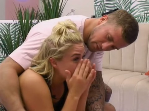 What's going with Gabby Allen and Dan Osborne on Celebrity Big Brother? A body language expert gives their thoughts