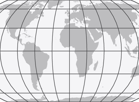 New 'Equal Earth' map reveals true size of the continents