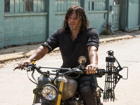 The Walking Dead fans discover baffling new plot hole involving Daryl's motorbike