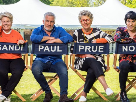 What time is Bake Off on tonight and which contestants are left?