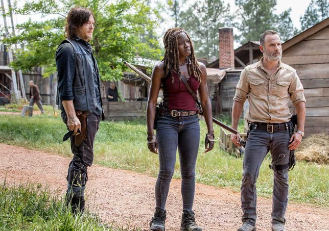 The Walking Dead season 9 photos AMC
