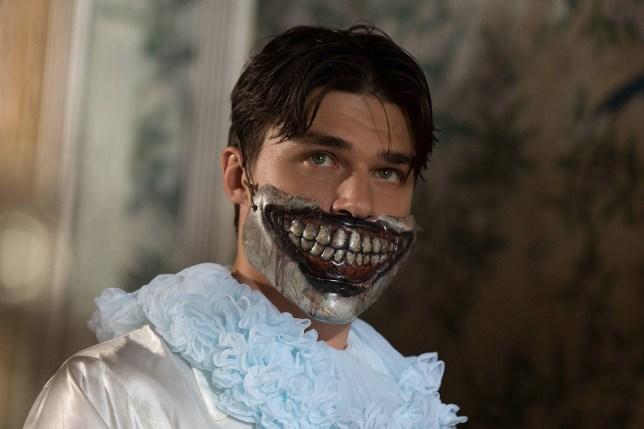 Finn Wittrock in American Horror Story (Picture: FX)
