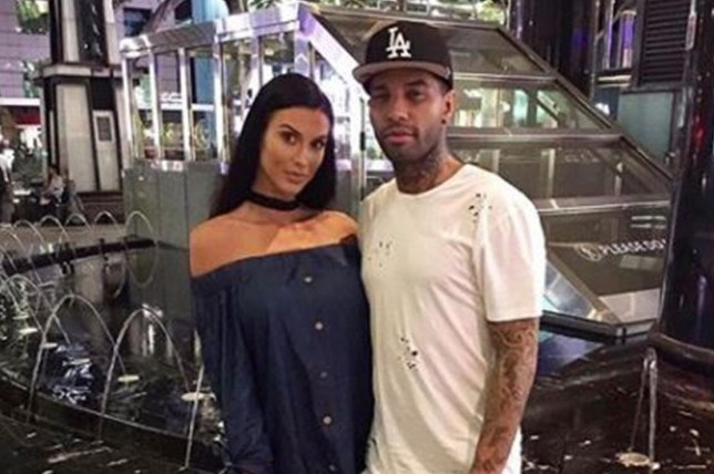 CBB punish Chloe Ayling and Jermaine Pennant for sharing secret messages Instagram/Jermaine Pennant
