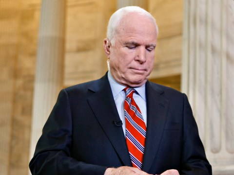 John McCain's moving farewell statement published two days after his death