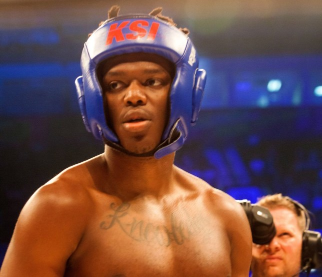 KSI 'thrown out' of family home amid feud with brother Deji