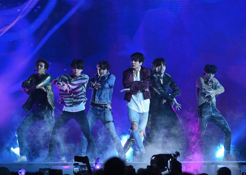 Inside how BTS took over America with 'seven members and one