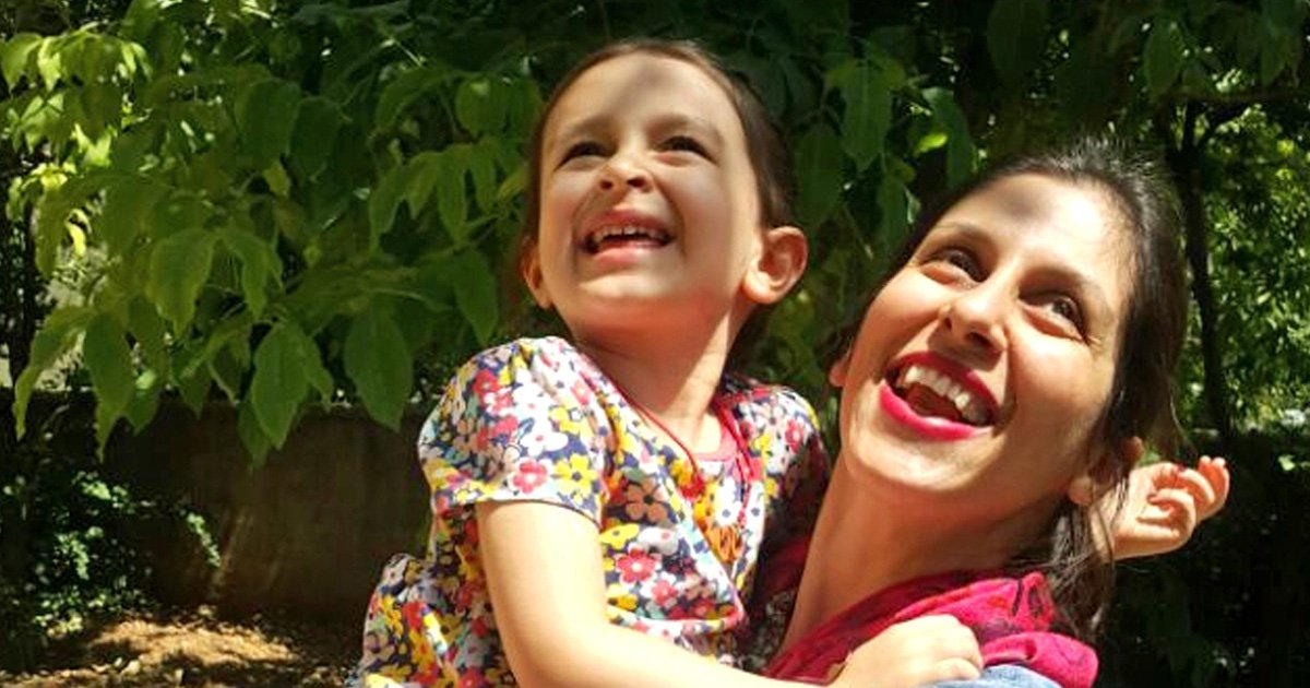 Nazanin Zaghari-Ratcliffe returned to prison after three-day temporary release