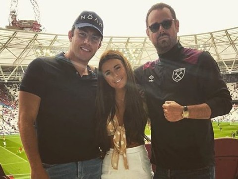Keeping Up With The Dyers? Dani Dyer admits there's been 'talks' about a family reality show