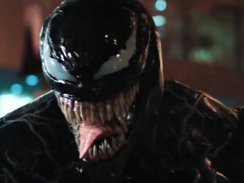 Tom Hardy's Venom takes out SWAT team as Sony releases ferocious clip