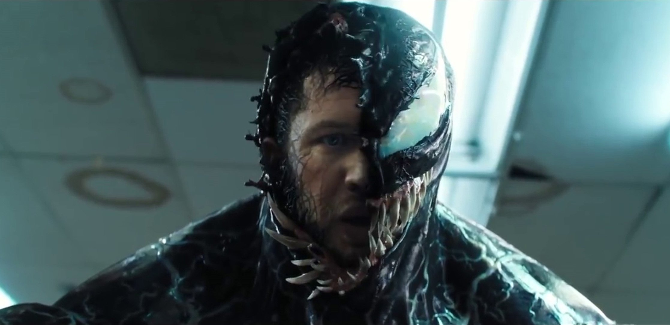 When does Venom come out on DVD in the UK? Release date, cast and trailer for Tom Hardy superhero movie